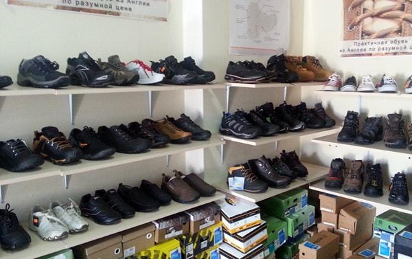 магазин обуви Inboots